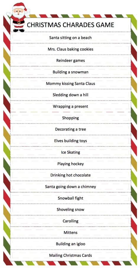 17 christmas party games your guests will love everything