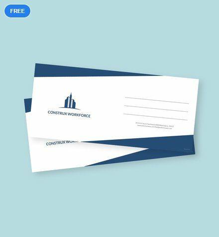Free Architecture Envelope Business Envelopes Envelope Design