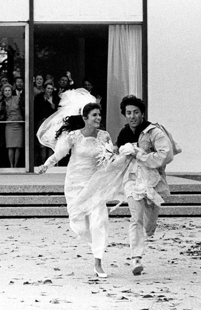 Elaine And Ben In The Graduate Photographed By Bob Willoughby Good Movies Movie Scenes Love Movie