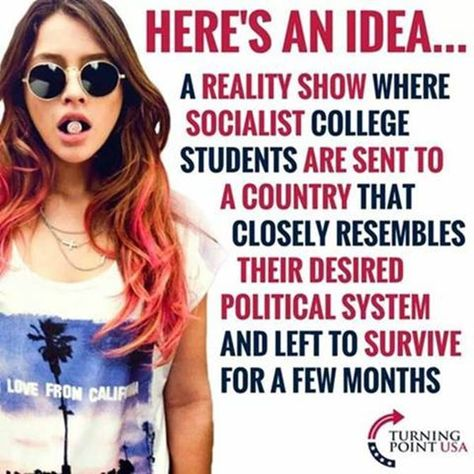 Stupid Leftists students sent to socialist country - Bookworm Room