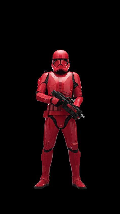 Star Wars: The Rise of Skywalker, Sith Trooper, stormtrooper, 2160x3840 wallpaper