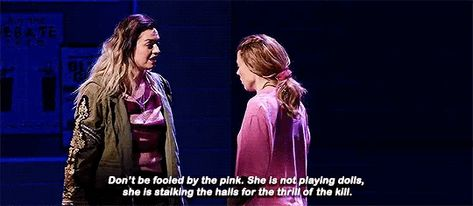 List of Pinterest janis mean girls broadway pictures