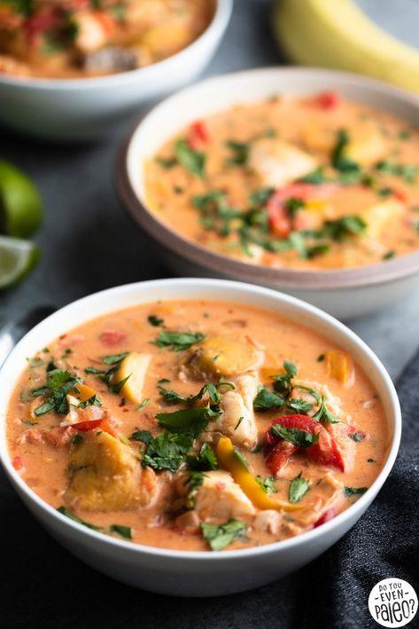 Whole30 Brazilian Fish Stew (Moqueca)   DoYouEvenPaleo.net