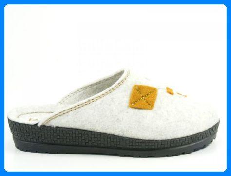 Rohde Schuhe Damen Hausschuhe Pantoffeln Clogs Filz Neustadt D 2280 Schuhgrosse 42 Farbe Beige Hausschuhe Fur Frauen Schuhe Damen Damen Hausschuhe Pantoffeln