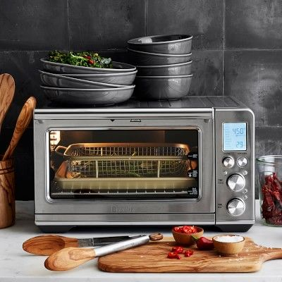 Breville Smart Oven Air Fryer In 2020 Smart Oven Air Fryer Recipes Healthy Cooking