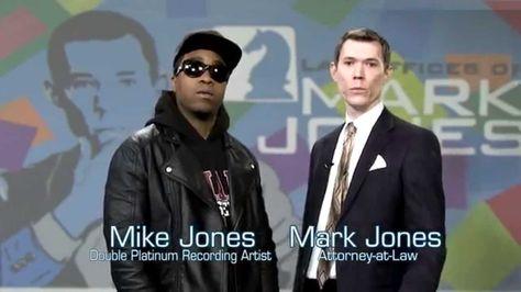 Columbus Ga Lawyer Mark Jones And Houston Texas Rapper Mike Jones
