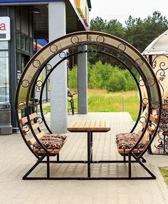 Beautiful covered garden seating area/ den and children's climbing frameBeautiful covered garden seating area/ den and children's climbing Ideas garden seating ideas furniture patio for Ideas garden seating ideas furniture patio for