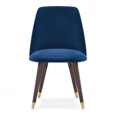 Primrose Dining Chair Cult Furniture Blue Dining Chair Blue
