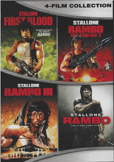 Rambo Boxset Indir 1 2 3 4 Turkce Dublaj 1080p Sylvester Stallone Film Insan