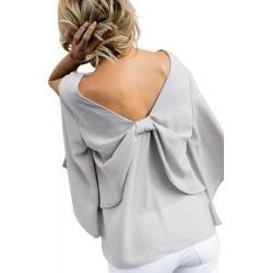 DE Damen Leinenbluse T-shirt Freizeit Blusen Langarm Tunika Locker Hem Top Hemd