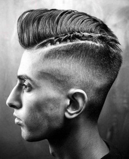 25 Trendy Hair Short Men High Fade Mens Braids Hairstyles Cool Braid Hairstyles Mens Braids