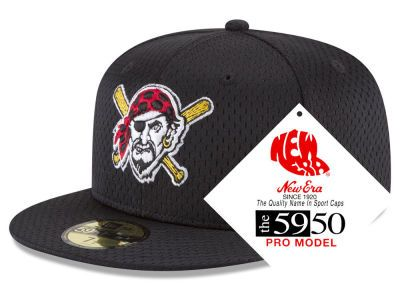 06fa39a13 Pittsburgh Pirates New Era MLB Retro Classic Batting Practice ...