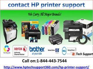 How Do I Get Hp Printer Help 1 844 443 7544 Hp Printer Printer