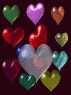 Hearts Balloon GIF - Hearts Balloon - Discover & Share GIFs