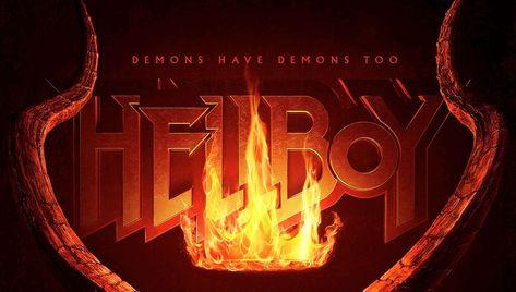 Hellboy Font | Hyperpix