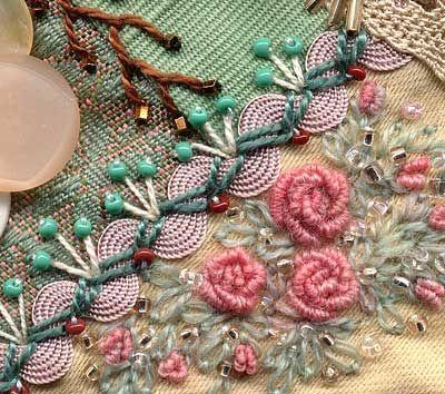 beautiful stitching