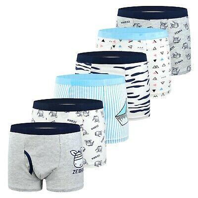 United Teenage Cotton Boxer Briefs Underwear