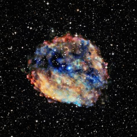 Astronomers Detect Young Magnetar in Supernova Remnant, Likely the Slowest Pulsar Ever Discovered 9/8/16