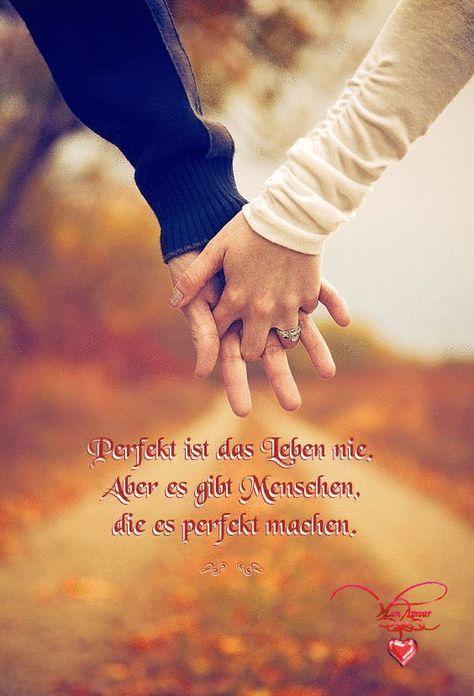 Perfekt ist das Leben nie. Aber es gibt Menschen, die es perfekt machen.