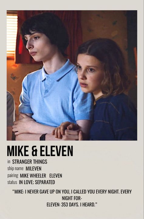 mike & eleven
