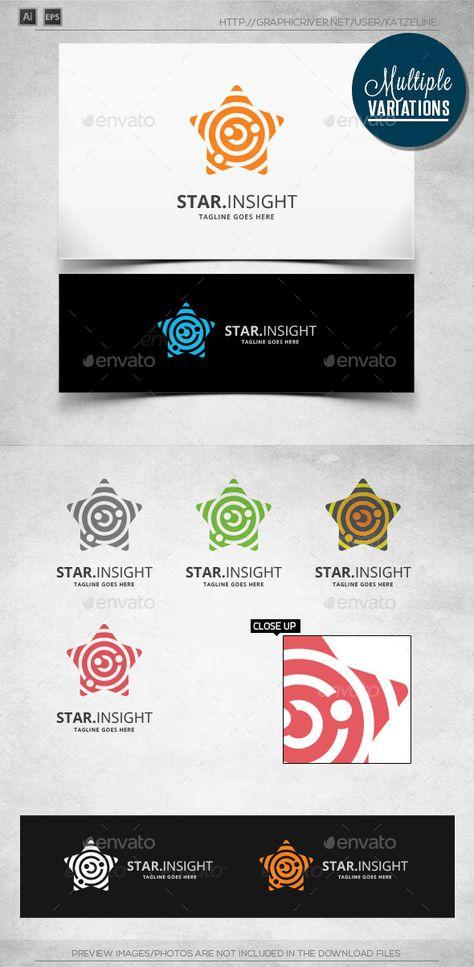 Insight Star - Logo Template