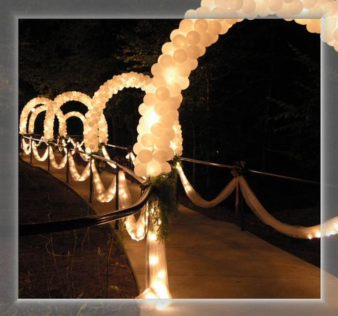 prom decoration images | My Beautiful Wedding Crystal Garden Wedding Decor