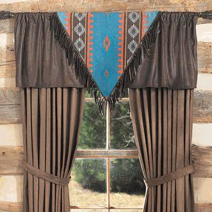 Western Curtains On Pinterest Valances Curtain Ideas And Valance I