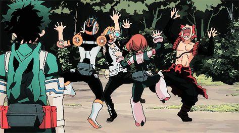「 𝚕𝚎𝚐𝚎𝚗𝚍 」My Hero Academia (x reader) headcanons Boku No Academia, My Hero Academia Shouto, Hero Academia Characters, Anime Gifs, Anime Manga, Bakugou And Uraraka, Fandoms, Boku No Hero Academy, Hinata