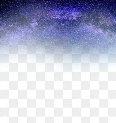 Der Weite Himmel Galaxie Clipart Raum Nacht Png Und Psd Datei Zum Kostenlosen Download Spring Flowers Background Watercolor Sky Purple Sky