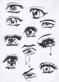 Como Puedes Dibujar Manga Dibujar Ojos De Anime Como Dibujar Ojos Anime Como Dibujar Ojos