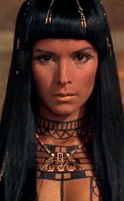 The Mummy Returns: Anck Su Namun, played by Patricia Velazquez.