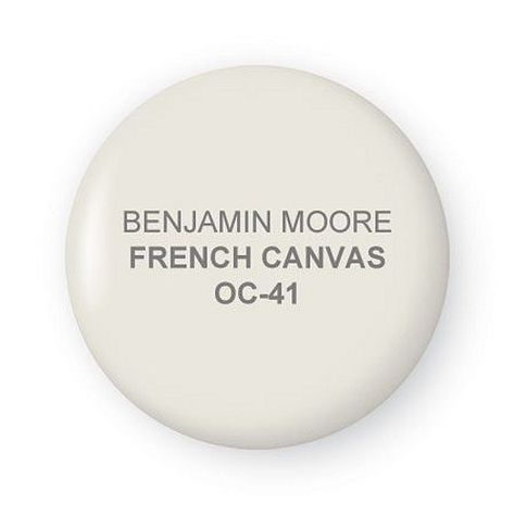 French Canvas paint by Benjamin Moore. French Canvas paint by Benjamin Moore. Room Colors, Wall Colors, House Colors, Interior Paint Colors, Paint Colors For Home, Paint Colours, Benjamin Moore Paint, Benjamin Moore White, Favorite Paint Colors