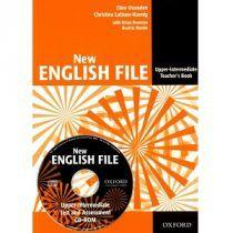 New English File Upper Intermediate Teacher S Book Teacher Books English File Books