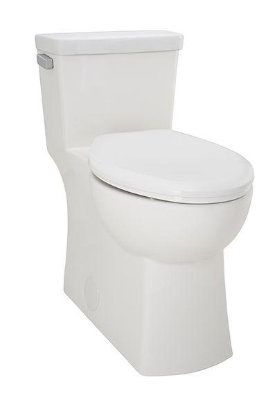 Burr Ridge Ct 1 28gpf 12 Rough In One Piece Elongated Ergoheight Toilet Gerber Plumbing In 2020 Water Sense Toilet Seat Plumbing