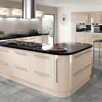 Topdoors Is Coming Soon Curved Kitchen Cabinets Replacement Kitchen Cupboard Doors Curved Kitchen