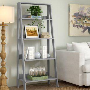 huge selection of b410d bb7bd Ebern Designs Kailani Standard Bookcase   MK INTERIOR ...