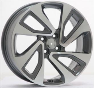 17 7 0 Inch Alloy Wheel With Pcd 4 100 In 2020 Alloy Wheel Wheel Alloy Wheel Rim