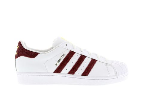 Superstars Bordeaux | Chaussure, Adidas superstar et Adidas