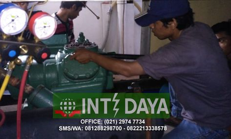 Jasa Service Mesin Pendingin Industri 081288298700 Industri Mesin Pendingin