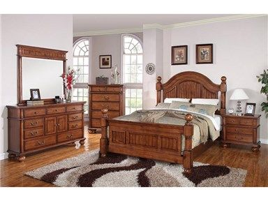 Shop For 1345 Jar Five Piece Queen Bedroom Set And Other Master