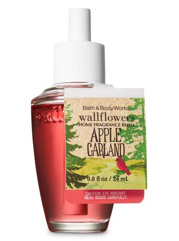 Apple Garland Wallflowers Fragrance Refill Bath And Body Works Bath And Body Works Bath And Body Apple Garland