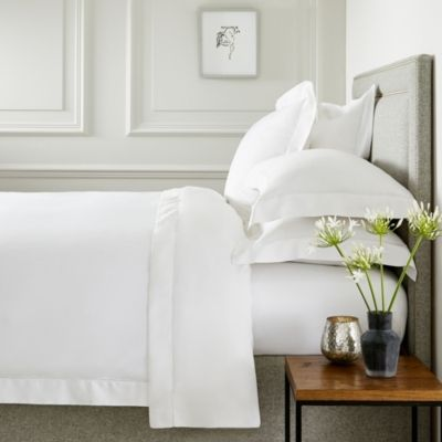 Connaught Bed Linen Collection Bed Linen Collections The White Company In 2021 Classic Bedding The White Company Duvet Covers