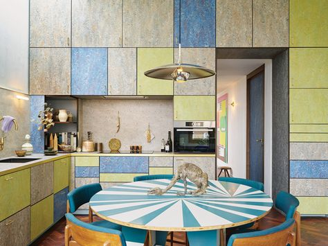 35 Incredible Rooms Featured in T This Year London apartment - küchen möbel martin