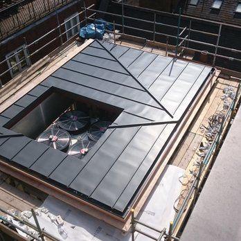 Photo Of Essex Metal Roofing Halstead Essex United Kingdom Lindab Roof Greencoat Roof Plx Metal Roof Zinc Roof Roofing