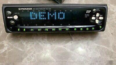 Pioneer Deq 9200 Dsp Audio Processor Https Ift Tt 37w51ka Car Audio Vintage Electronics Audio