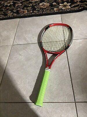 Yonex Rds 003 Mp Isometric Tennis Racquet 4 3 8 Good In 2020 Tennis Tennis Racquet Cover Lawn Tennis