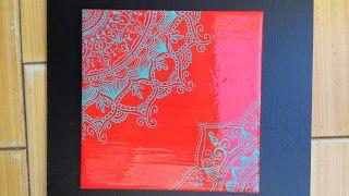 Pittura Su Piastrelle Di Ceramica : Albalí su piastrelle piastrelle dipinte a mano