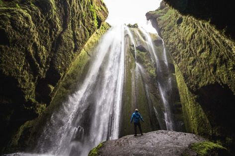 Lesser known Icelandic Waterfalls