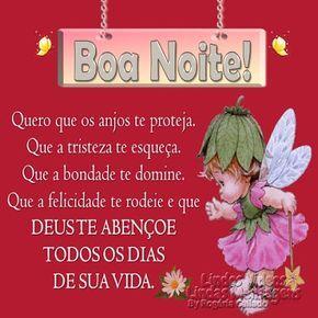 Que Os Anjos Te Proteja Mensagem De Bons Sonhos Boa Noite
