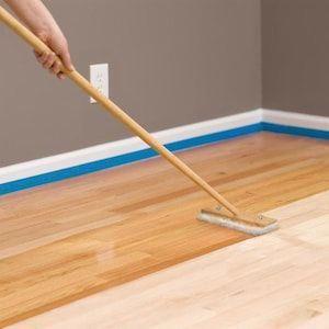 Minwax Floor Gloss Oil Based Polyurethane Actual Net Contents 128 Fl Oz At Lowes Com Satinpolyurethanefinish In 2020 Floor Finishes Flooring Minwax